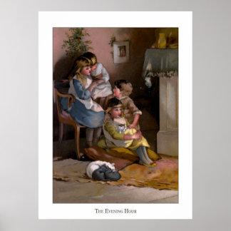 Rosas de navidad La hora de igualación Poster