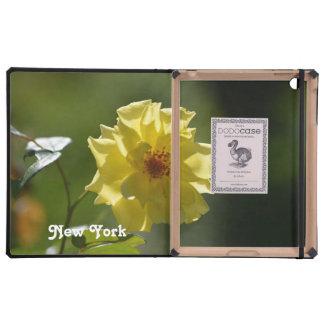 Rosas de Nueva York iPad Cárcasas