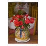 Rosas de Taxco México Tarjeta De Felicitación
