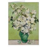 Rosas de Van Gogh Felicitación