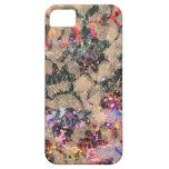 Rosas del cordón del gótico iPhone 5 Case-Mate protector
