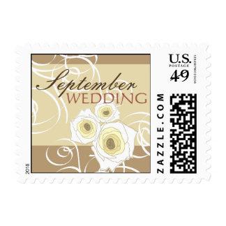 rosas del fatfatin y sellos poner crema del boda d
