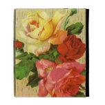 Rosas del jardín del vintage