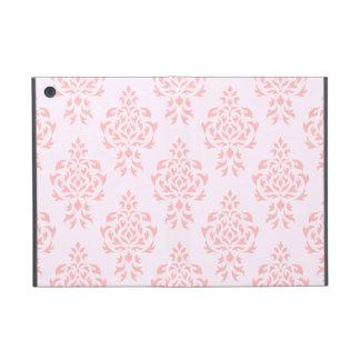 Rosas del modelo de la repetición del damasco del  iPad mini protectores