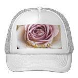 Rosas deliciosos de la lavanda gorra