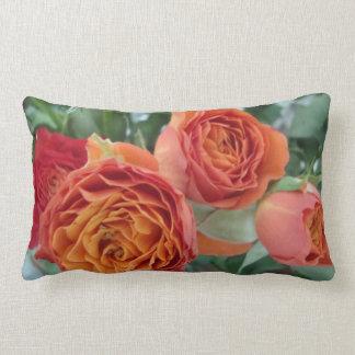 rosas dobles almohadas