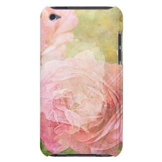 Rosas dulces funda para iPod de barely there