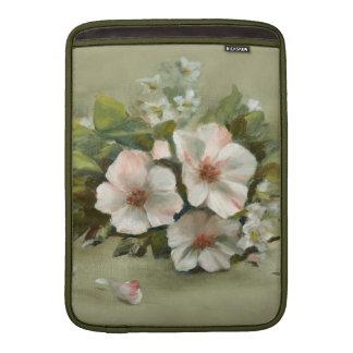Rosas elegantes lamentables del estilo fundas MacBook