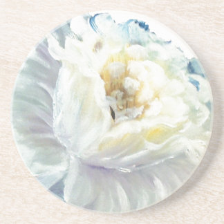 Rosas en azul posavasos manualidades