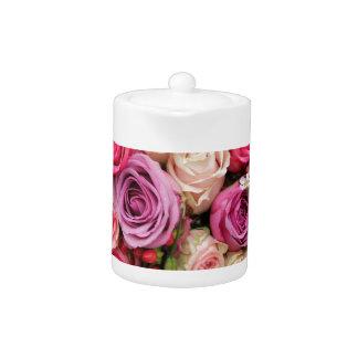 Rosas en colores pastel mezclados por Therosegarde