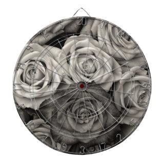 ROSAS, foto blanco y negro