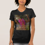 Rosas fuertes camiseta