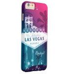 Rosas fuertes Las Vegas Funda Para iPhone 6 Plus Barely There