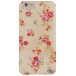 Rosas hermosos del vintage y otras flores funda de iPhone 6 slim