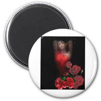 rosas magnet