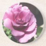 Rosas Moradas 1 Posavasos Diseño