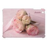 rosas pálidos en el mini caso del iPad rosado de l iPad Mini Cobertura