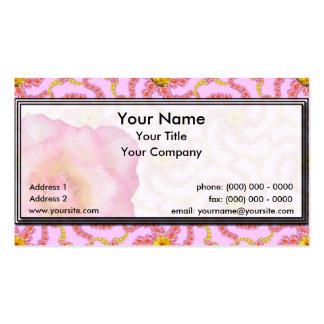 Rosas para Amina SM cualquier tarjeta de visita de