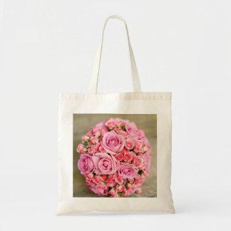 ¡Rosas para la mamá! Bolsas De Mano