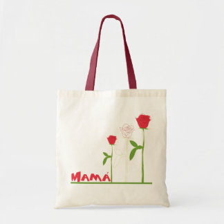 Rosas para Mamá Tote Bags