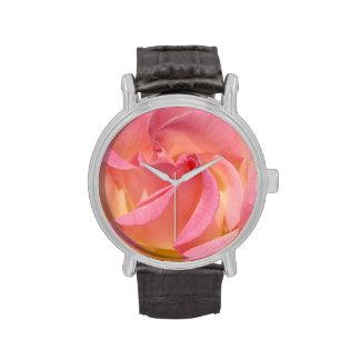Rosas personalizados flor color de rosa rosada de