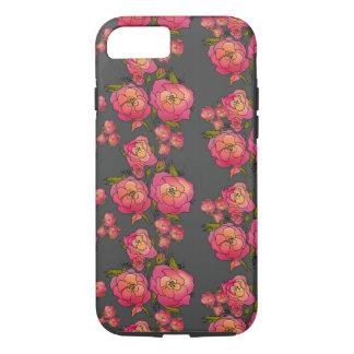 Rosas retros funda iPhone 7