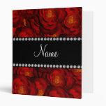 Rosas rojos conocidos personalizados