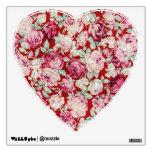 rosas rojos del vintage, victorian, floral,