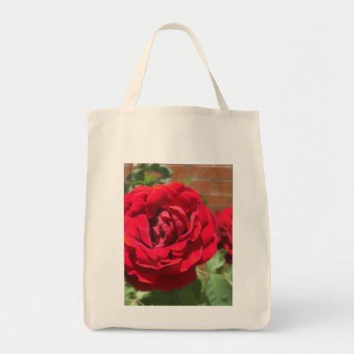 Rosas rojos en Cuautitlan Bolsa De Mano