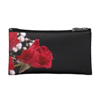 Rosas rojos florales