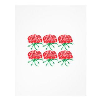 Rosas rojos