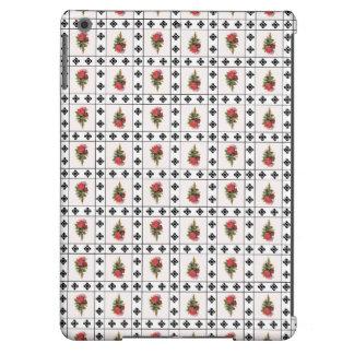 Rosas rojos para mi tarjeta del día de San Funda Para iPad Air