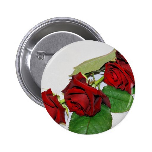 Rosas rojos pins