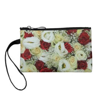 Rosas rojos y blancos por Therosegarden