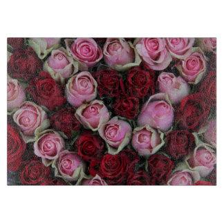 Rosas rojos y rosados por Therosegarden Tablas De Cortar