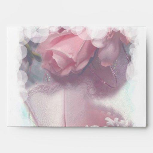 Rosas románticos