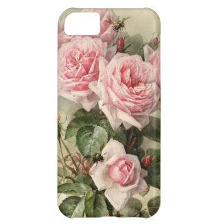 Rosas rosados elegantes lamentables del Victorian