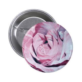 Rosas rosados elegantes románticos del vintage ele pin