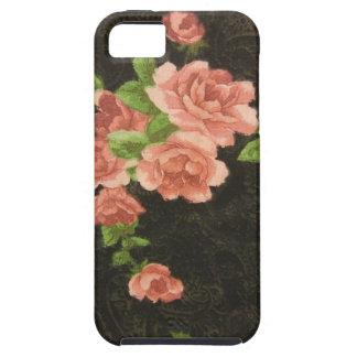 Rosas rosados funda para iPhone SE/5/5s