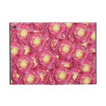 Rosas rosados iPad mini protector