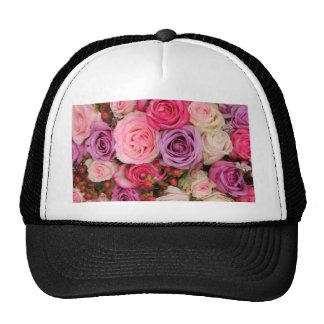 Rosas rosados mezclados por Therosegarden Gorros