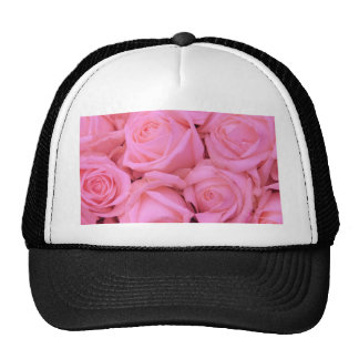 Rosas rosados por Therosegarden Gorra
