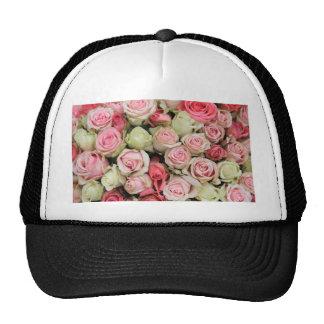Rosas rosados por Therosegarden Gorro