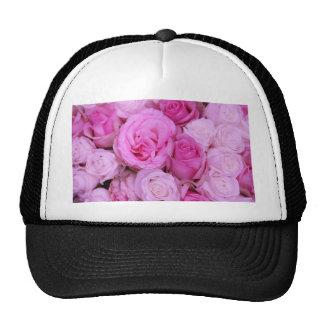 Rosas rosados por Therosegarden Gorro De Camionero