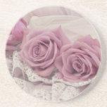 Rosas rosados y todavía del cordón vida