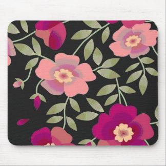 Rosas salvajes mouse pad