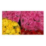 Rosas Tarjetas Personales