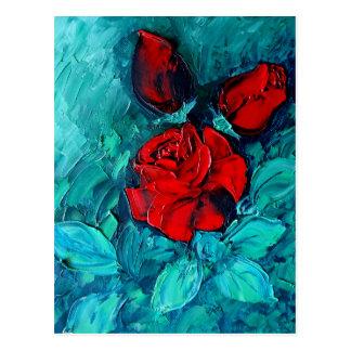 Rosas Tarjetas Postales