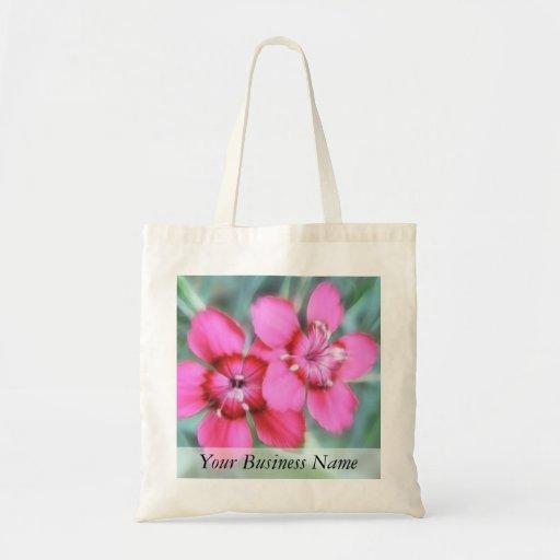 Rosas virginales bolsas de mano