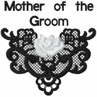 Rosas y cordón - madre del novio
